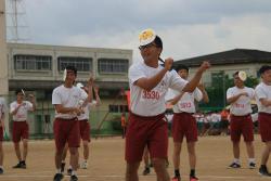 応援合戦(5団)