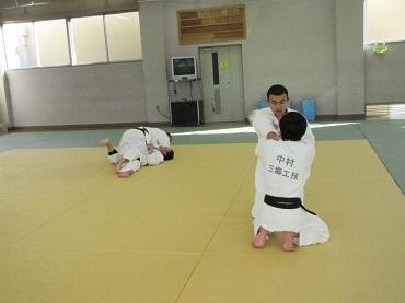 久喜工業高校合同練習