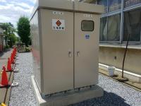 冷房設備用電源設備