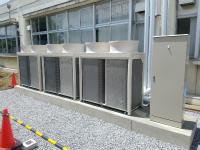 冷房設備室外機