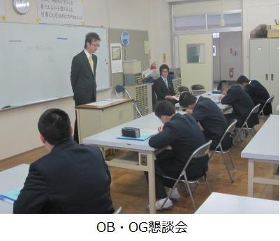 OB・OG懇談会